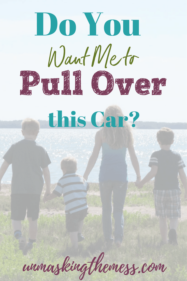 Do You Want Me to Pull Over this Car. As a parent how do we encourage relationships among our children? Growing up sibling rivalry happens but how do we teach love, character and getting along so they develop meaningful bonds. What if there are problems? Goals, tips, techniques and Scripture to help you reach your goal