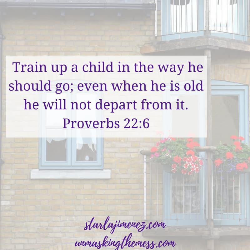 5 Bible Verses for the Christian Parent.Parenting isn't easy. We are work-in-progress as parents and so is our child. We need God for both seasons. Here are 5 Bible verses about parenting. #families #scriptures #Jesus #God #truths