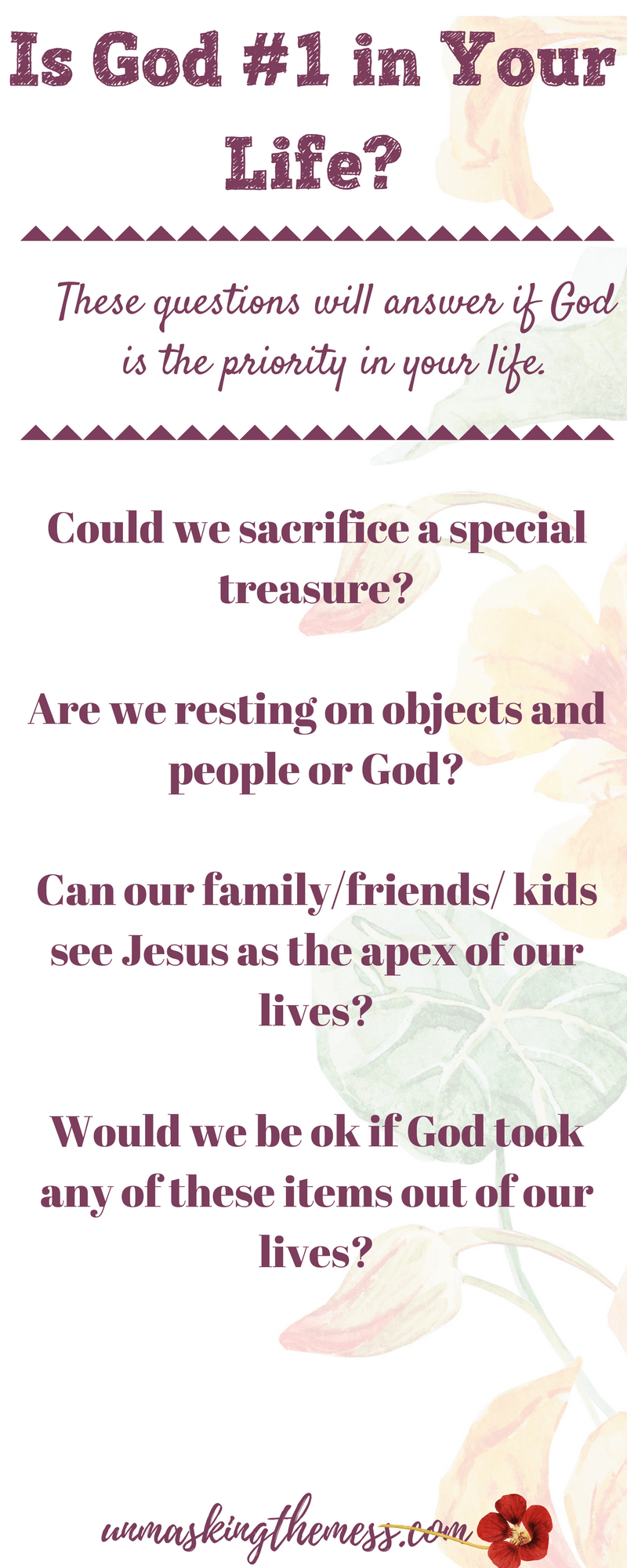 Can You Give Up Your Child For God. I've heard that if we can't give something up, it means we have a problem. I admit my problem is I don't trust God enough. Six results when we seek first the Kingdom of God. #God #livingoutfaith #priority #faith