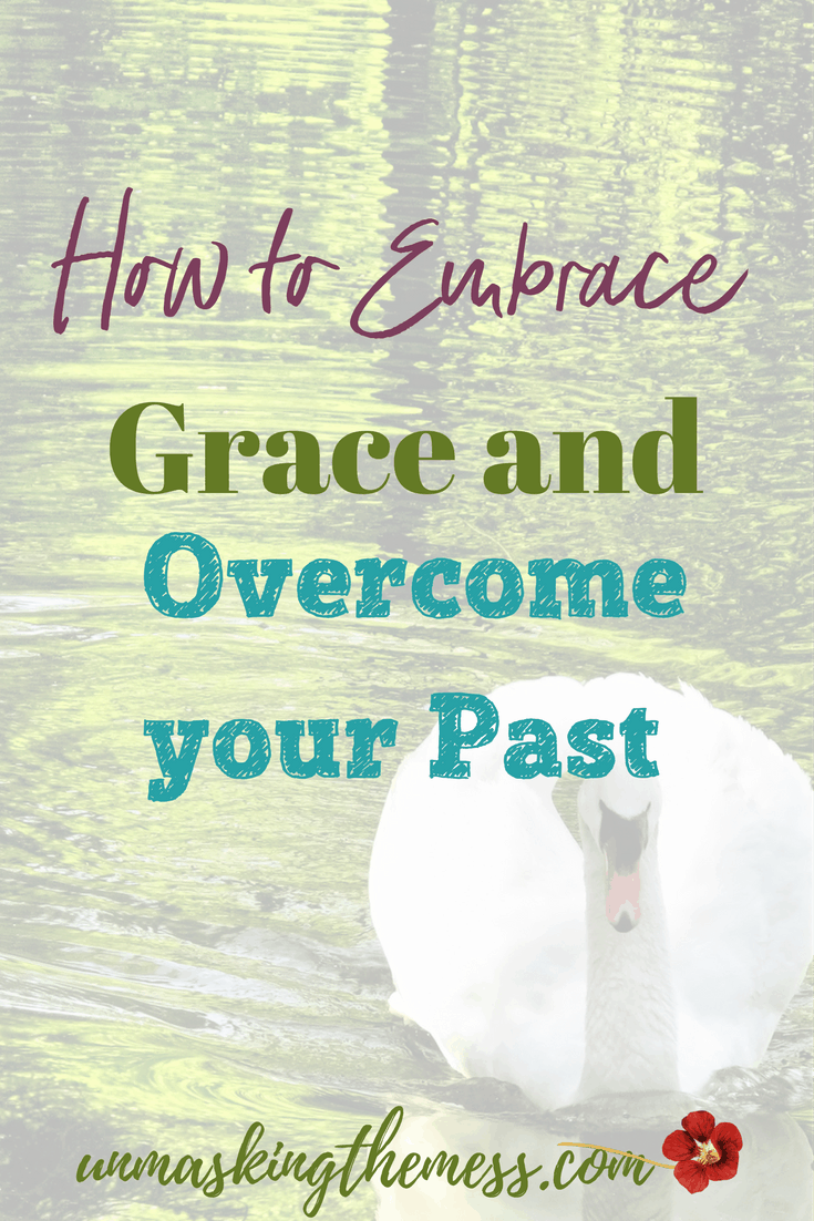 How to Embrace Grace and Overcome your Past. We can forget the worst of the past with god's grace. We don't need to live life looking in the rearview mirror but grasp hold of the transformation God can give us. Tips and ways to embrace the Lord's grace to forget and get over the pain of the past.