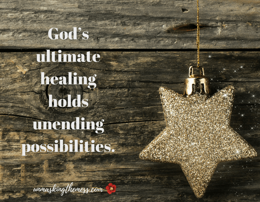 How to believe in the impossible with God this Christmas. Is there something impossible standing in your way? Could we shift our own perspectives and begin to believe in the impossible with God?