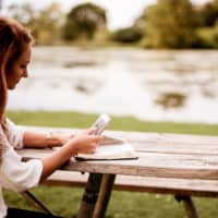 Are you bored with your current way of studying the Bible? Are you by-passing Bible study time because it feels mundane? Ideas for creative bible study! #biblestudy #forbeginners #forwomen #plans #ideas #tips #journal #topics